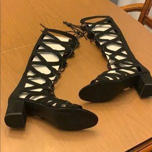 Just Fab Gladiator Sandals